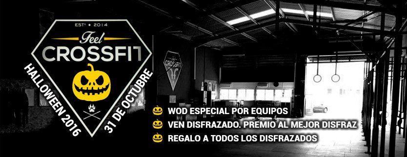 Halloween en Feel CrossFit Sevilla