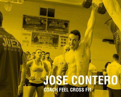 Jose-Contero Feel CrossFit Sevilla